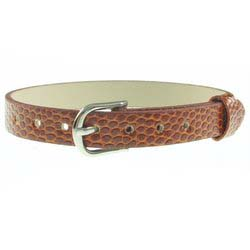 8 mm brown snake pattern hand strap personality DIY hand strap