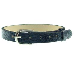 8mm black snake pattern PU hand strap personalized D I Y hand strap