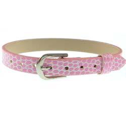 8 mm pink snake pattern hand belt personalized DIY hand belt