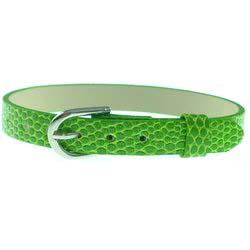 8mm snake green hand belt personalized DIY hand belt