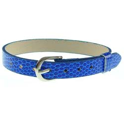 8mm snake pattern dark blue hand belt personalized DIY hand belt
