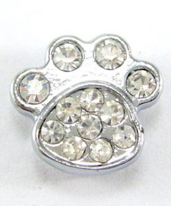 10 mm rhinestone sliding fitting for 10 mm belts and strips