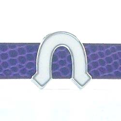 8 mm  enamel sliding accessories for 8 mm belts and strips