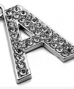 30 mm pendant letters A to Z are optional 10 PCS / bag