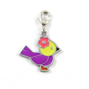 Color mixing enamel pendant with bag pendant. Easy to use. Wide range of uses