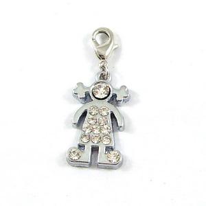 Rhinestone Pendant Bag pendant. Easy to use. Wide range of uses