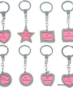 Phase box key chain, diverse 10 PCS/bag