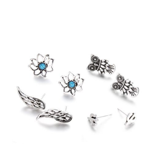 Europe and the United States popular exquisite jewelry earrings set Bohemian earrings wholesale YHY-048