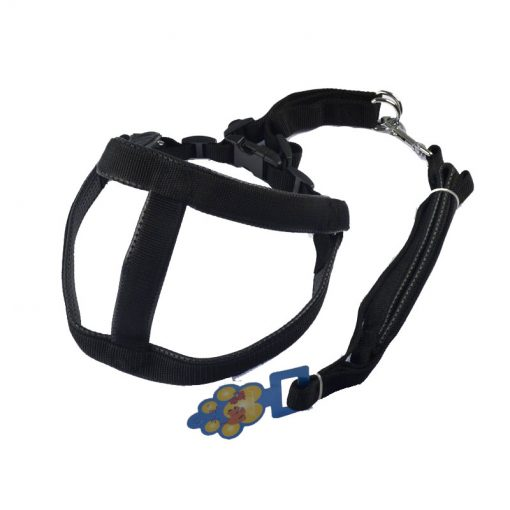 Large dog collar Legging rope, adjustable collar size and moderate hardness. Traction rope length 47 inches width: 1 inch