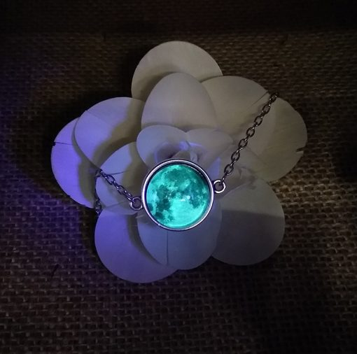 Hot Time Gem Starry Night Light Bracelet YFT-143