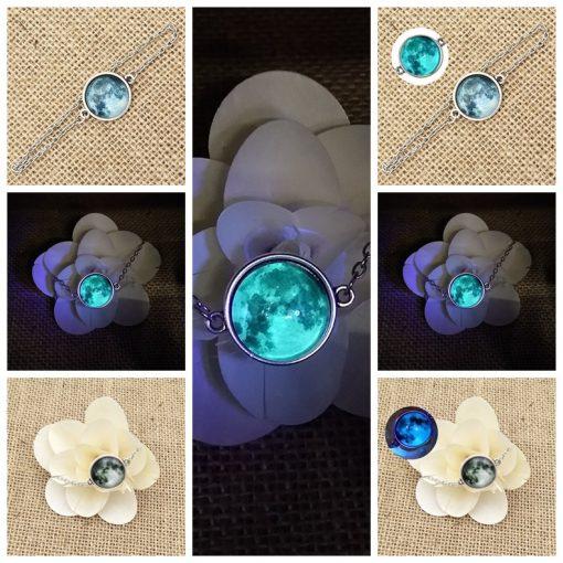 Hot Time Gem Starry Night Light Bracelet YFT-143