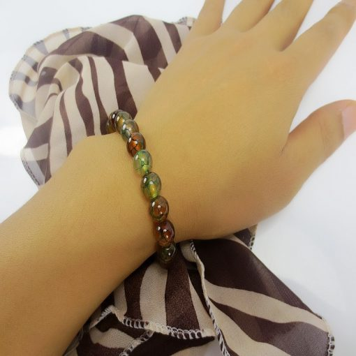 Fashion agate bracelet wholesale. Various specifications to choose from GLGJ-124