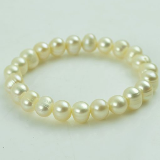 Natural freshwater pearl fashion and elegant ladies bracelet wholesale GLGJ-156