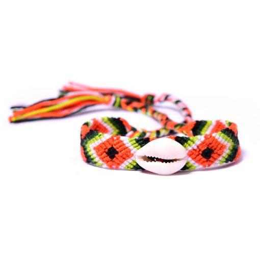Bestseller Shell Woven Bracelet Bohemian Friendship Bracelet XH-252
