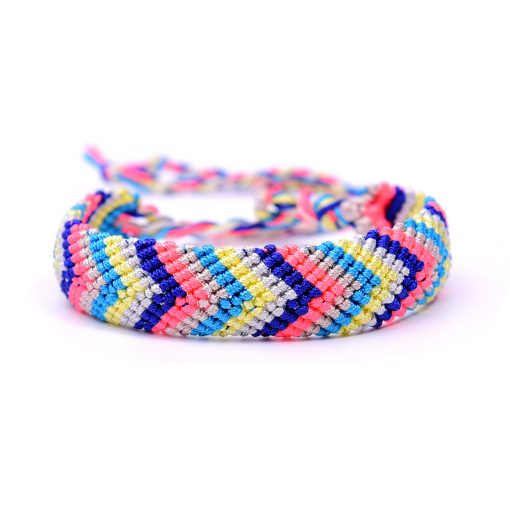 Cross Alphabet Shell Weave Friendship Bracelet Bracelet Set XH-268